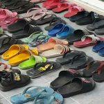 Man Stole 126 Flip-Flops for Shoe Fetish Sex, Major Legal Flop