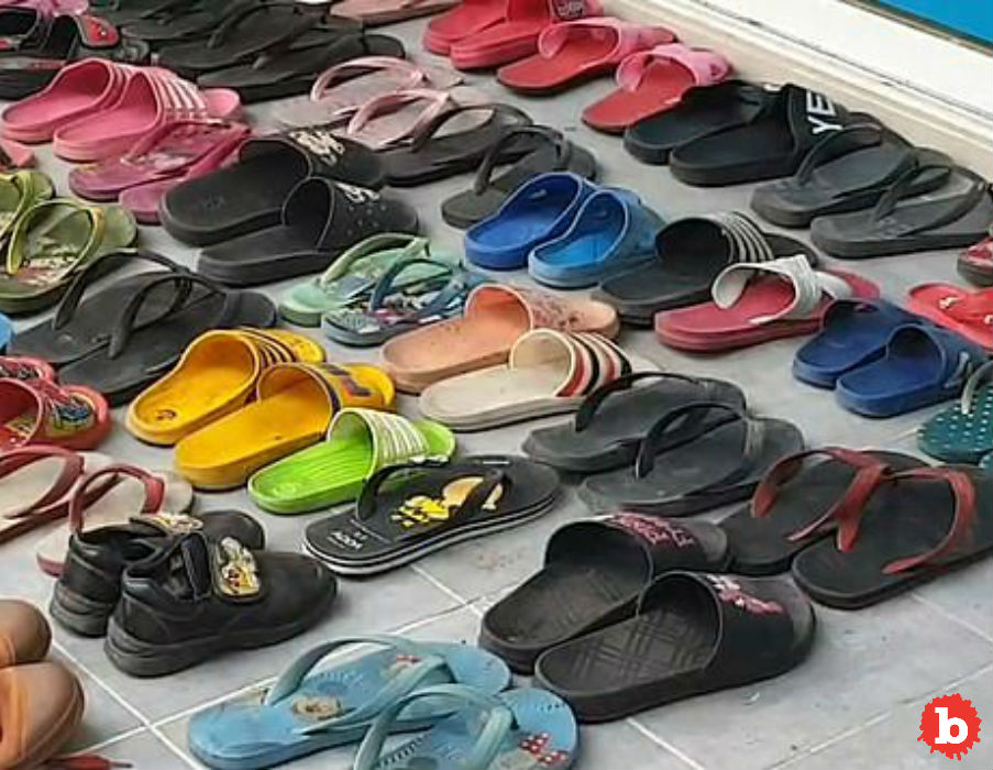 Man Stole 126 Flip-Flops for Shoe Fetish Sex, Major Legal Flop