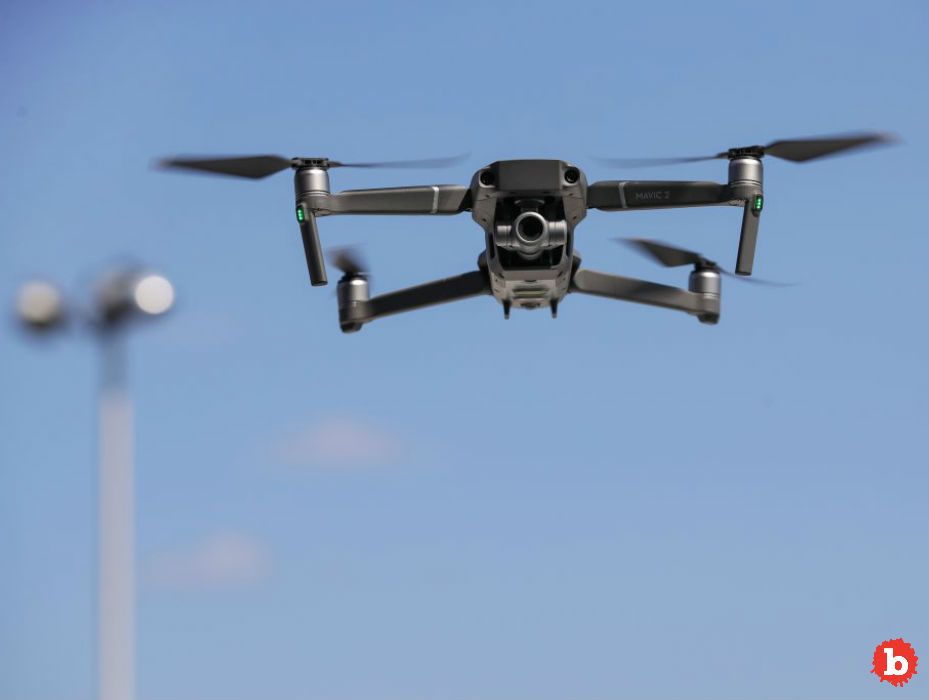 Minneapolis Cops Used Drones to Spy on People on Nude Beach