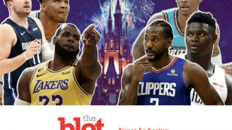 NBA in Orlando, A Bubble in An Exploding Bubble as Petrie Dish