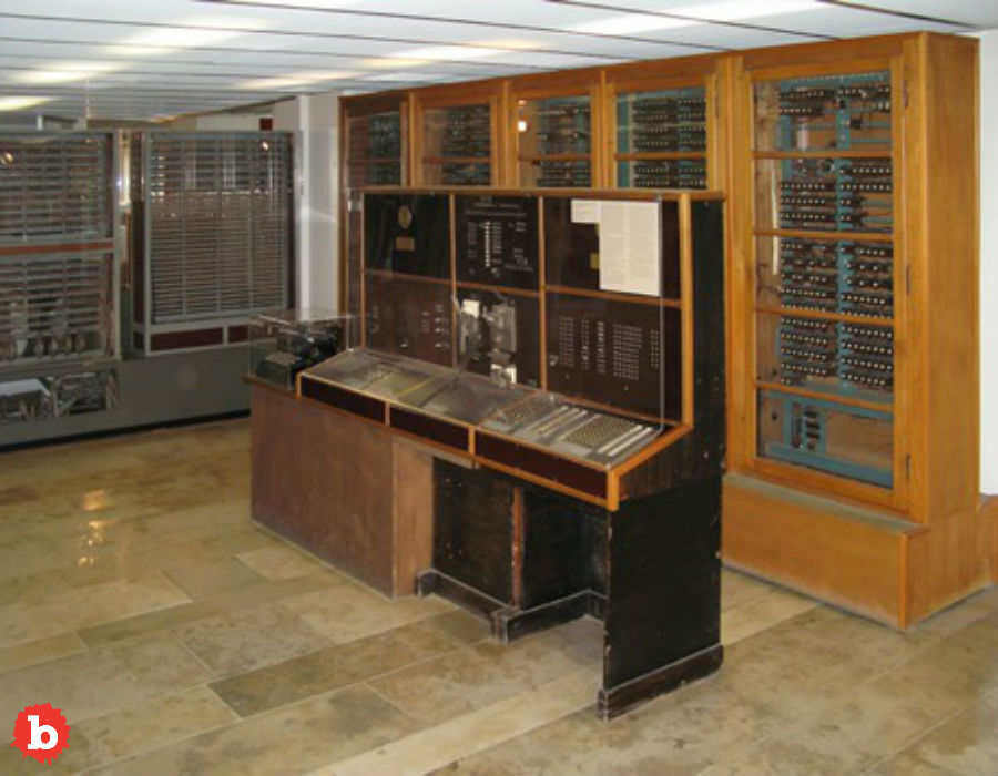 Manual Found for Nazi Computer, World's Oldest, the Zuse Z4