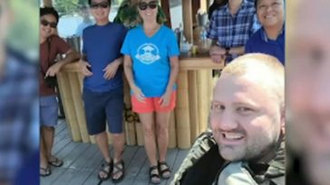 Priests on Floating Tiki Bar Save Man From Lake George Drowning