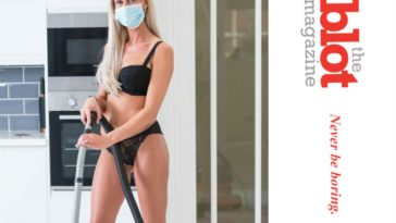 Woman Offers Naked Cleaning Service, and Business is Booming