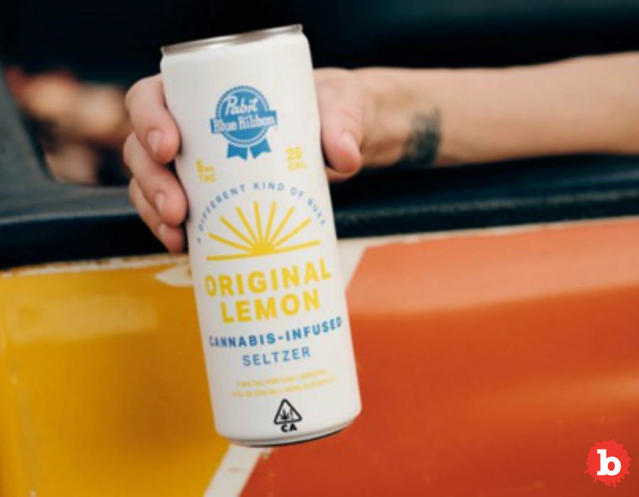 Pabst Blue Ribbon Now Sells Cannabis Seltzer, Munchies Inevitable
