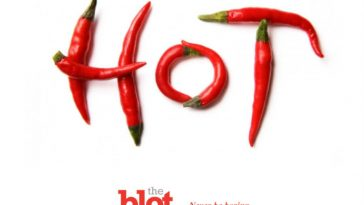 Hot News, As Chili Peppers May Make You Live Longer