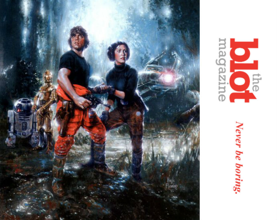 Sci-Fi Great Alan Dean Foster Calls Disney For No Royalties