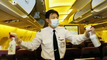 China Tells Flight Attendants to Wear Diapers On the Job, Because Covid