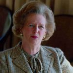 Margaret Thatcher's Bronze Statue Gets Long Line of Egg Throwers