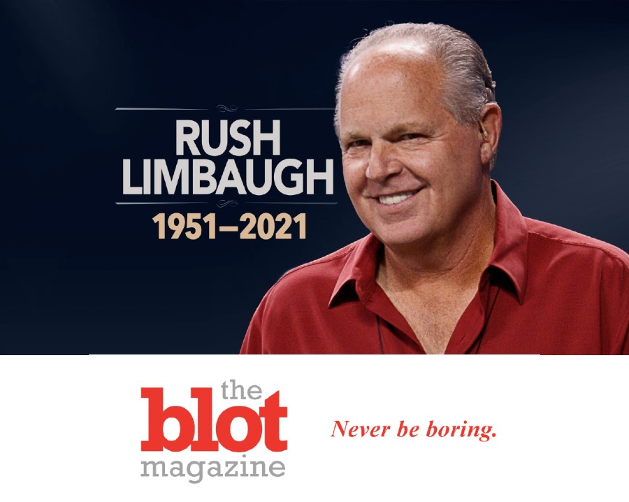 Don't Rush to Judgement, But Rush Limbaugh is Dead