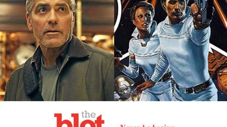 George Clooney As Buck Rogers Pissing Some People Off
