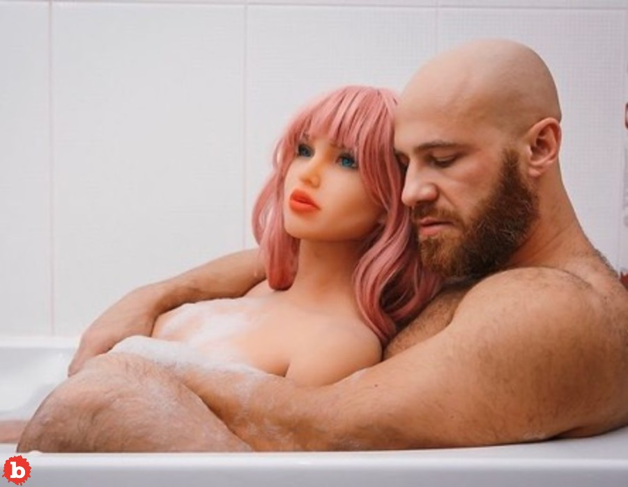 Kazak Bodybuilder Has Sex Doll Wife, Wants More Variety