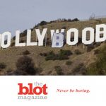 LAPD Arrest 6 For Changing Hollywood Sign to Hollyboob
