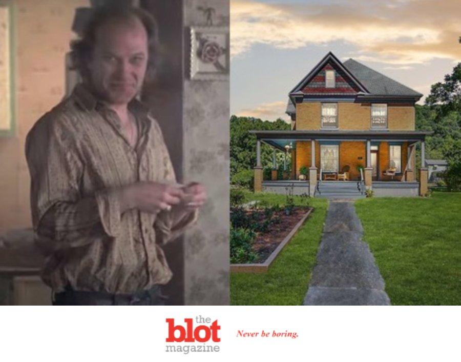 Silence of the Lambs Buffalo Bill House Now a B&B Museum