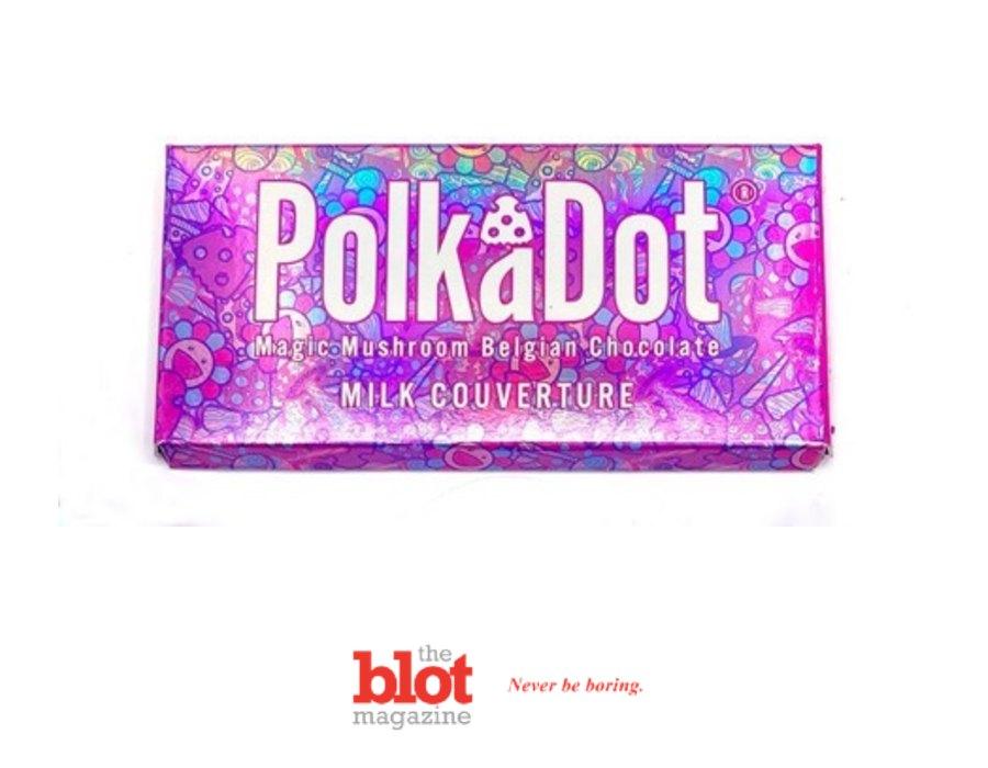 Washington DC Now Offers Magic Mushroom Chocolate, The Polka Dot