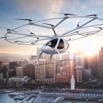 Fun, Electric Air Taxi On the Way in Germany, the Volocopter