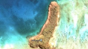 Google Earth Superfan Discovers Island That Looks Like a Penis