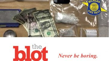 Michigan Cops Bust Drug Dealer Who Used Fake ID Of Another Suspect