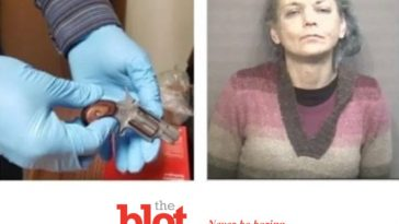 Woman Sneaks Gun Into Jail In Her Vagina, 1 Week Without Discovery