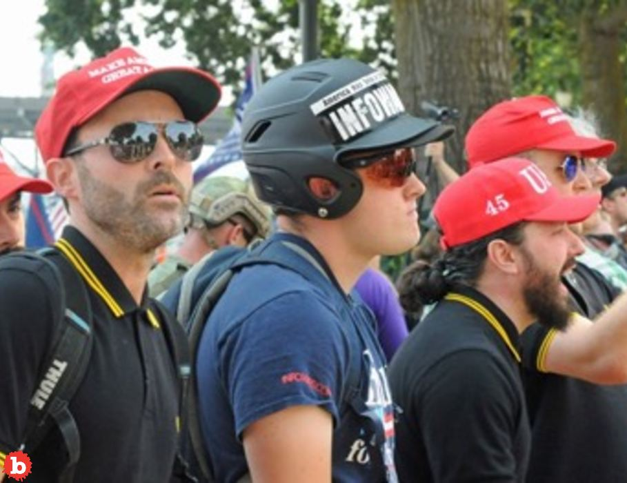 Proud Boys Canada Closes Up Shop After Terror Group Designation